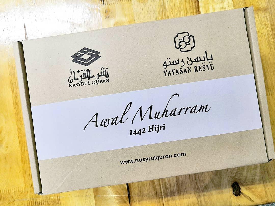 Tempahan Awal Muharam Box masih lagi dibuka