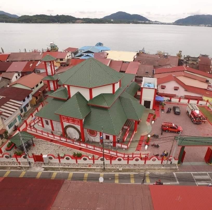 Masjid Khairiah, Seribu Doa (Masjid Cina) Pangkor