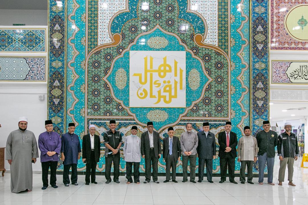 Lawatan Jawatankuasa Muzakarah Majlis Kebangsaan Hal Ehwal Ugama Islam Malaysia & Jawatankuasa Fatwa Seluruh Malaysia